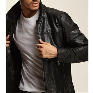2019 Men's Danier Leather Moto Jacket